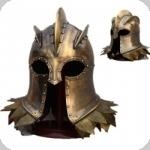 Casque  impérial fantastique Lannister  ( Game of Trones )