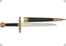Dague d'ornement classique  de 34.5 cm