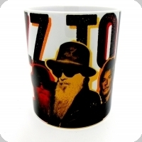 Mug ZZ Top le groupe