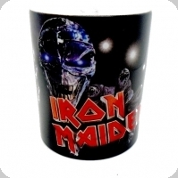 Mug Iron Maiden photo