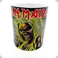 Mug Iron Maiden killers