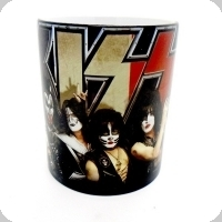 Mug KISS le groupe