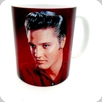 Mug Elvis Presley