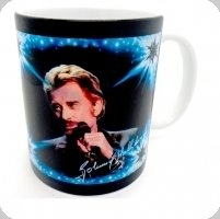 Mug Johnny Super Star