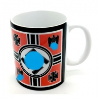 Mug  3ème Reich avec Aigle