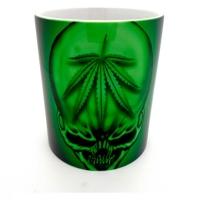 MUG  «  Skull Cannabis  »