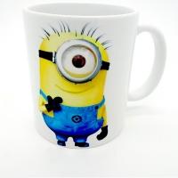 Mug le minion tout seul