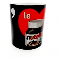 Mug J'aime le nutella