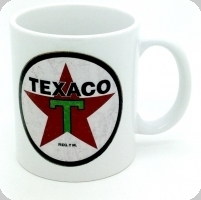 Mug Logo TEXACO