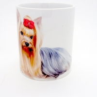 Mug  « Yorkshire Terrier  »