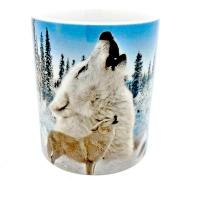 Mug  Loup Hurlant