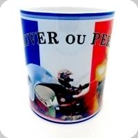 Mug Sauver ou périr Patriote