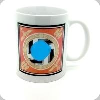 Mug fanion 3ème Reich