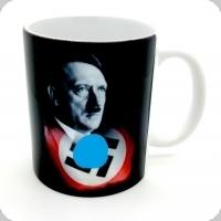 Mug Hitler avec croix Svastika