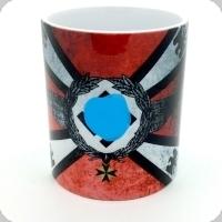 Mug drapeau 3ème Reich avec aigle