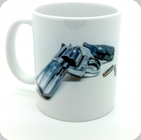 Mug revolver 357 Mag