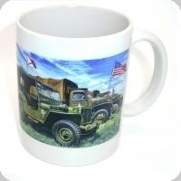 Mug  camion Jeep 1940