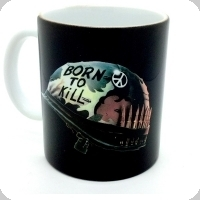 Mug Born to Kill