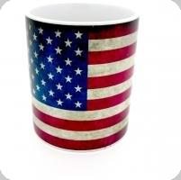 Mug drapeau Américain
