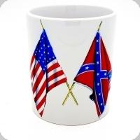 Mug « Etendard Civil War »