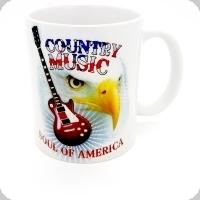 Mug « Country Music »