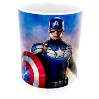 Mug Captain América