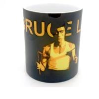 Mug Bruce lee  nunchaku