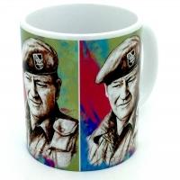 Mug John Wayne / les berets vert