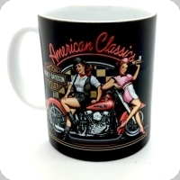 Mug Américan Classic Harley Davidson