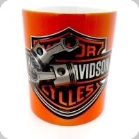 Mug Harley Piston