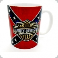 Mug Harley Confédéré