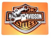 Tapis de souris Harley Davidson piston