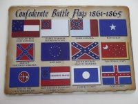Tapis de souris « Battle Flags »