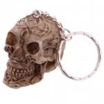 Porte clés crâne celtique