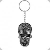 Porte clés  crane celtique