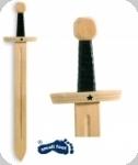 Epée en bois / Chevalier étoilé