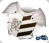 Armure de chevalier * lion *