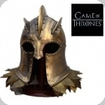 Casque impérial fantastique ( game Of Thrones)