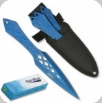 Couteaux de lancer  19 cm Rainblue (x3)