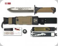 Poignard RUI tactical sable THUNER II