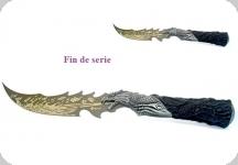 Couteau fantaisie Dragon