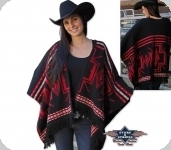 Poncho western country