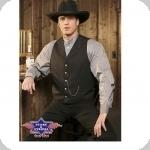 Gilet Western Earp