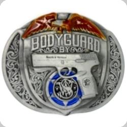 Boucle de Ceinture Bodygard Modèle d'expo