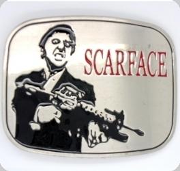 Boucle de Ceinture Scarface Modèle d'expo
