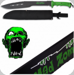 Machette de Brousse courbée  