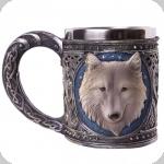 Chope  Loup gris de 11 cm