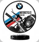 Horloge Vintage Motorcycle BMW  de 31 cm