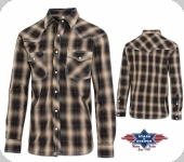 Chemise Western Tanner