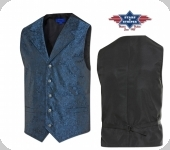 Gilet Western Royal Flush